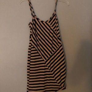 Striped Summer Body-con Dress